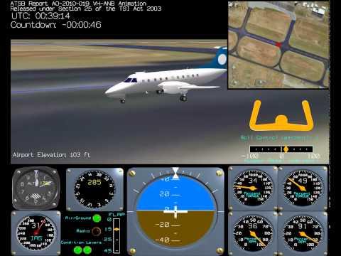 ATSB - 2010 Airnorth EMB-120 crash - [Pilot error 1)]