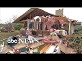 Deadly Tornadoes Slam the South