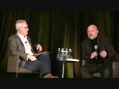 AWS Canada Executive Insight event, Toronto, 2016