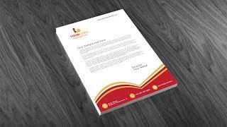 Illustrator Tutorial - Business Letterhead Mp3