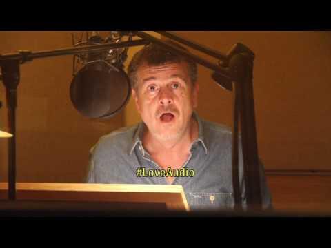 Mark Billingham #LoveAudio