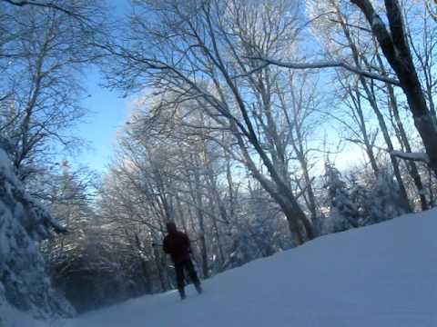Burke Mountain, Vermont 2011-01-17 2/2
