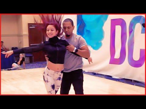 Dance   Khalid - Bad Luck   Kadu Pires & Larissa Thayane   Brazilian Zouk Dance   DC Zouk Festival