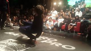 Euro Battle pro 2018 -- Husk (Spain) vs Bgirl LAU (Fr) -- Top 16