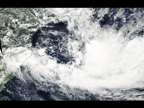 Cyclone Cari - 2nd named storm of the 2014-15 South Atlantic Cyclone Season