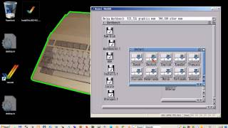 AMIGA 500 - Emulation WinUAE - Festplatten & Workbench Installation