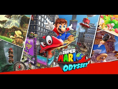 Lcwing Switch~Super Mario Odyssey 100%爆機(最後行程搵搵搵)~實況(廣東話)~P18 - YouTube