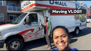 Moving VLOG 🚚🚚 || That's how it went on moving day|| Kalyani boppa vlogs