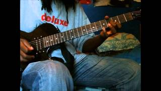 Rick James - Mary Jane (guitar cover)