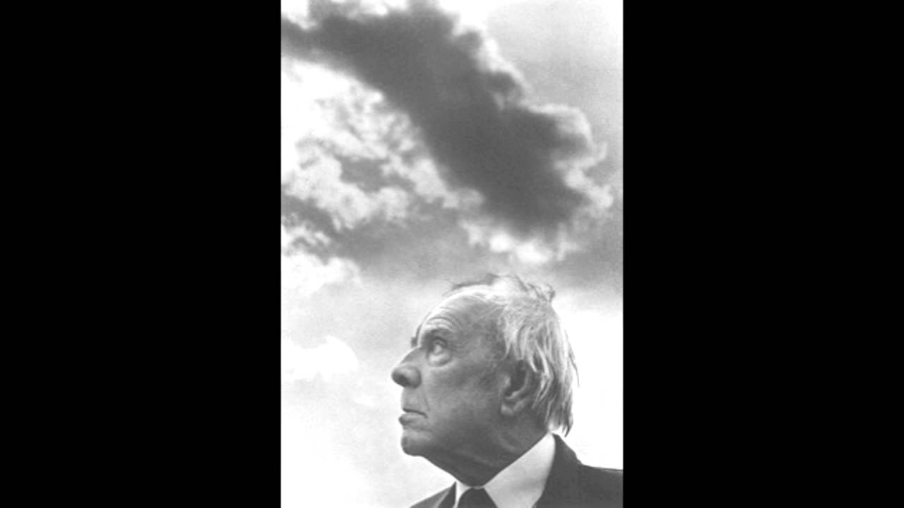in ?borges and i,? the narrator is struggling with his