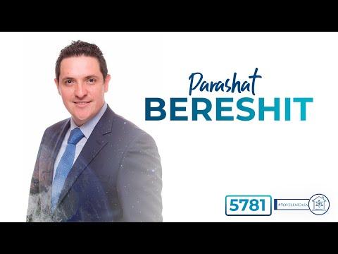 Parashat #Bereshit 5781