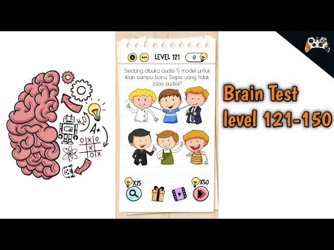 Kunci Jawaban Brain Test Level 121 150 Youtube