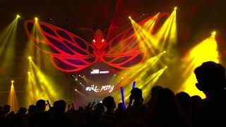Mike pery  live set - Embee Music Connecttion with Tiesto R3hab - Mỹ Đình Stadium 09/12/2017