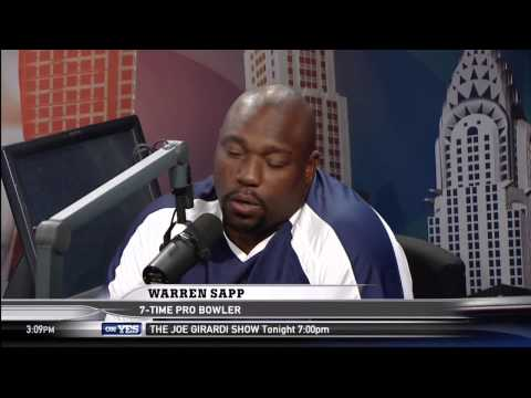 Warren Sapp interview with Mike Francesa Part 1 of 3