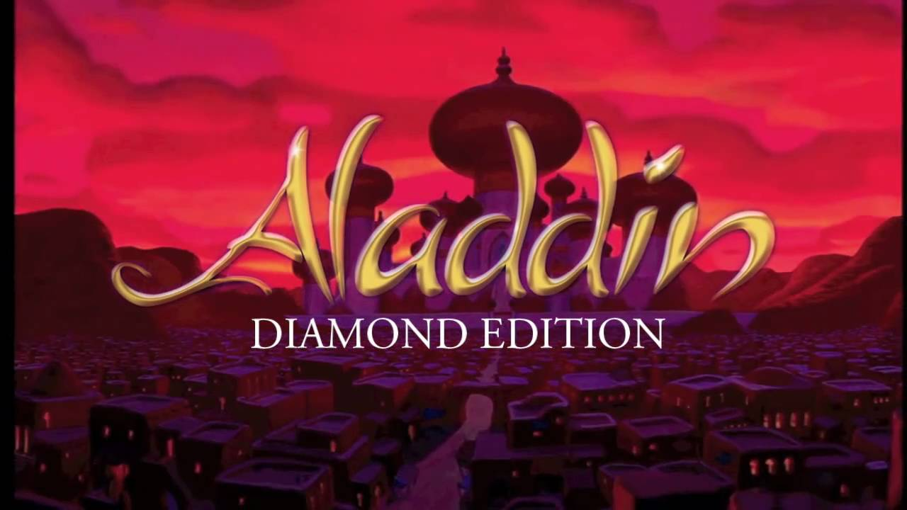 Aladdin Trailer: Aladdin Diamond Edition Fan-Made Trailer