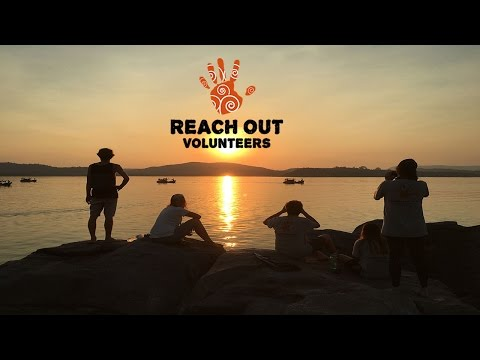 Reach Out Volunteers - Koh Rong, Cambodia