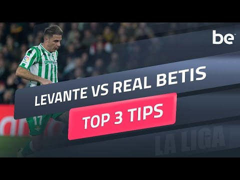 Levante vs real betis betting previews buying investment property with tenants in common