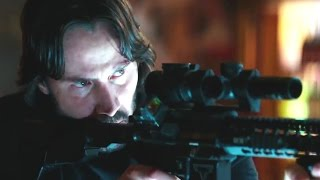 JOHN WICK 2 Trailer Teaser (2017) Keanu Reeves Action Movie HD