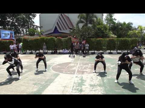 Modern Dance - SMAN 8 Bandung #PucukCoolJam2017