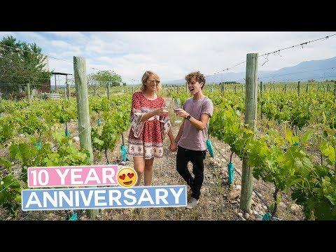 10 Year Anniversary in Mendoza | Argentina Vlog