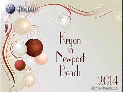 "KRYON Newport Beach, California ""Spiritual Evolution, the Coming Energy"""