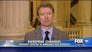 Fox Host Literally Applauds Rand Paul's Tax Plan