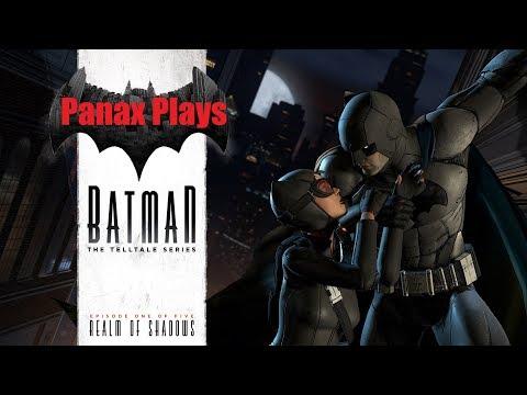 Batman Telltale. Batman Meets Catwoman