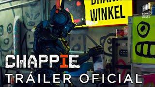 CHAPPIE. Teaser Tráiler Oficial en español HD. Próximamente en cines.