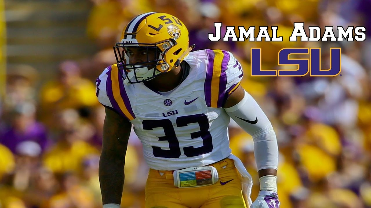 newest 1acfb ce1eb NFL Draft Preview: Jamal Adams LSU Highlights - HERO Sports