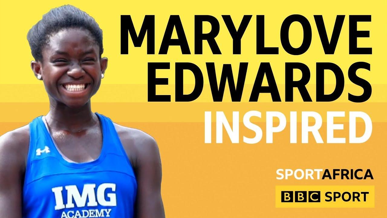 Marylove Edwards - Nigeria's 13 year-old tennis sensation