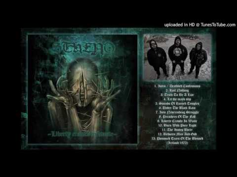 Stheno- Liberty crawls in waste 2016 (full album) HQ (Grind/Black metal/Crust)
