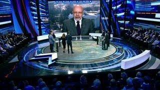 60 минут. Трамп опасен для США: кто противится сближению с Россией. Ток-шоу от 22.12.16
