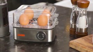 Cooks Professional Egg Boiler and Poacher