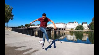 Freestyle Football - Corentin Baron Freestyler 2020