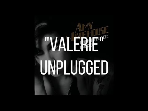 Valerie - Amy Winehouse / Acoustic Instrumental Cover