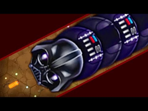 Little Big Snake 1 Star Wars Giant Worm vs. Tiny Invasion Worms Epic Littlebigsnake.io Best Gameplay