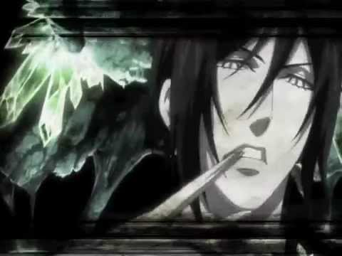 Black Butler: Sebastian's True Form (English Dub) - Sebastian ...