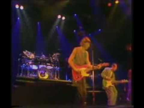 Dire Straits - Walk Of Life (Live In Wembley '85) (with lyrics)