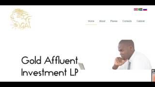 goldaffluent.com - отзывы, рейтинг и обзор хайп проектов   addhyips.ru