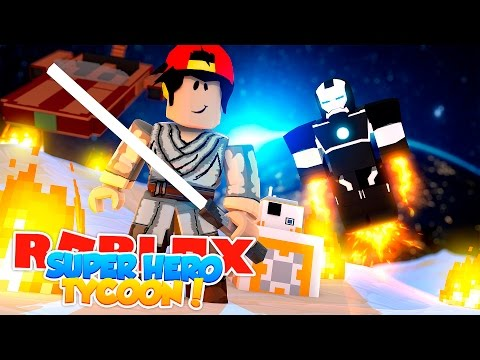ROBLOX Adventure - JEDI vs WAR MACHINE