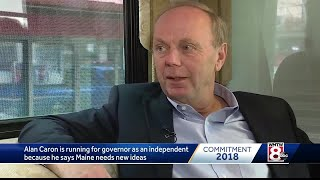 Candidate Profile: Independent Alan Caron for Governor