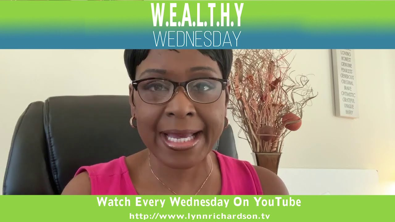 WEALTHy Wednesday: Are you going to be a millionaire, a billionaire, or a witness?