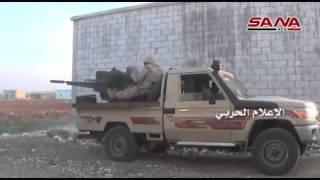 Сирия боевики не выдерживают натиска Сирийской армии online video cutter com