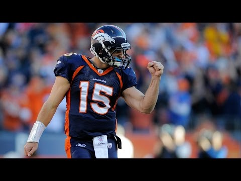 Top 5 Tim Tebow moments