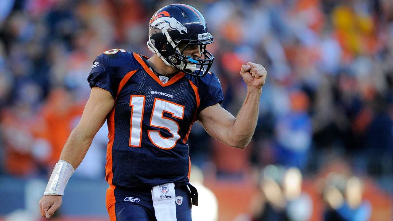 Tim Tebow's move to the nfl