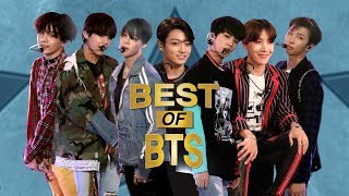 The Best of BTS on The Ellen Show
