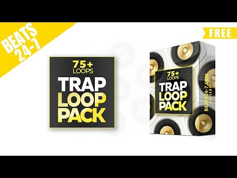 Free Trap Loop Pack [🔥 Trap & Hip Hop Melody Loops]