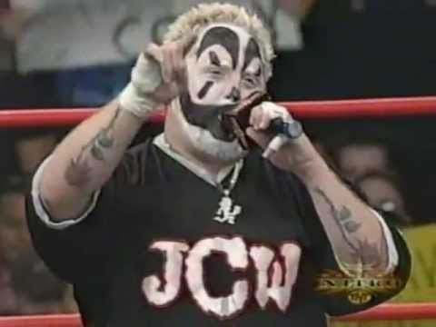 ICP vs 70s Guy Mike Awesome WCW