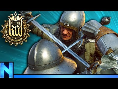 Most HARDCORE Medieval RPG Ever Made! - KINGDOM COME |