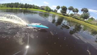 Review: Udirc Venom UDI002  High Speed Remote Control Electric Boat